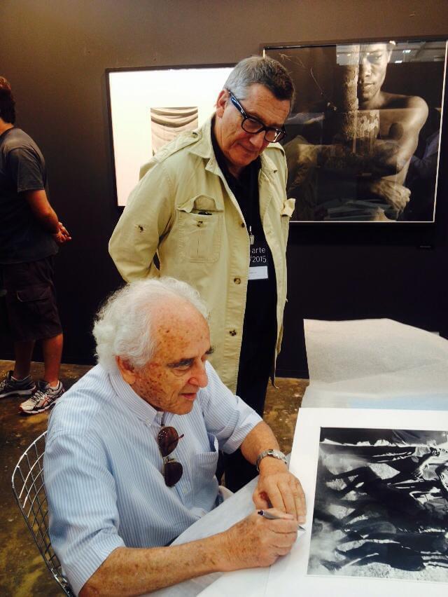 German Lorca e Mario Cohen